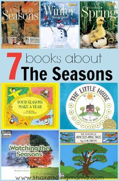 *This post contains affiliate links. After reading The Seasons of Arnold's Apple Tree with my preschoolers during our apple unit, I realized that my almost 5 year old needed a bit more work on learning about the four seasons {like the characteristics of each and order}. So, with the start of fall upon us, I …