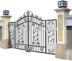 wrought iron fencing for my home