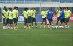 Brasil segue em 6º no ranking da Fifa, que mantém a Alemanha na ponta #globoesporte