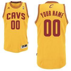 Adidas Cleveland Cavaliers 21 top nba draft pick Andrew Wiggins jerseys New Revolution  30 Swingman yellow Jersey bc4a9fc17