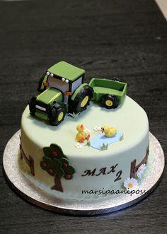 Marsispossu: Traktorikakku