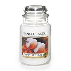 Campfire Treat™ in Early Summer 2013  from Yankee Candle on shop.CatalogSpree.com, my personal digital mall. $28