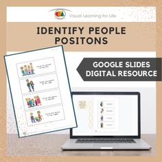 This digitally interactive resource is designed for use with Google Slides. This resource contains 10 slides in total. Answer sheets are included.The student must identify the correct answer to the question in each box by analyzing how the people relate to each other.