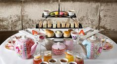 – GIN & JAM AFTERNOON TEA – Escape the West End hoards and head to the tranquillity of Hush Mayfair's cobbled courtyard for Gin & Jam Afternoon Tea. From catching up with girlfriends to treating someone you love, Hush's Gin & Jam Afternoon Tea is the perfect excuse to put some tipple in your teatime…and …