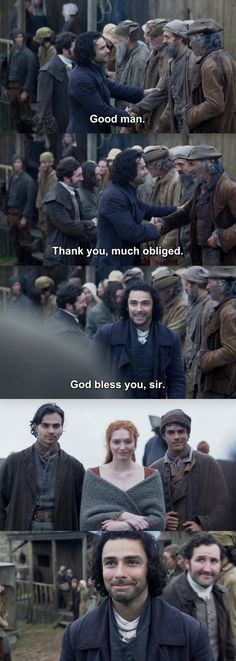 Poldark You cute little irishman.that is such a Kili face!