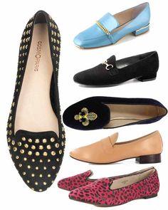 Les slippers : Tendances Chaussures printemps/été 2012   ExeptionnElles Mag'