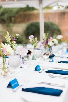Traditional Summer Wedding at Dumbarton House | Washington, DC