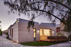Anexo em Fremantle / Jonathan Lake Architects