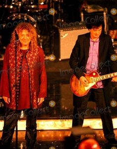 Robert Plant Jimmy Page | Led Zeppelin '90's