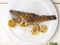 Whole Roasted Fish- If I'm Feeling Ballsy One Day