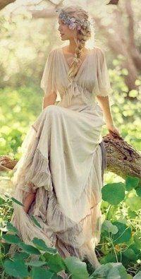 длинное платье лес - Поиск в Google