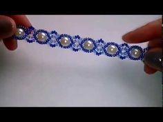 The Leather Wrap Bracelet Bead Jewellery, Diy Jewelry, Jewelry Bracelets, Handmade Jewelry, Beaded Necklace Patterns, Micro Macramé, Bracelet Tutorial, Beaded Rings, Handmade Bracelets