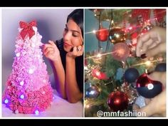 How To Make Christmas Bells from waste Bottles | DIY Christmas Decoration Ideas | JK Arts 1141 - YouTube