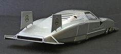 EMC: 1979 Mercedes-Benz C111-IV Rekordwagen in 1:43 scale . Picture provided by Volodymyr, 2009-07-23 22:17:47