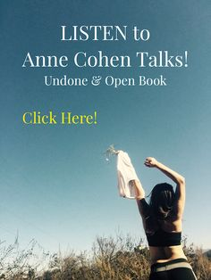 Poetry by Anne Cohen