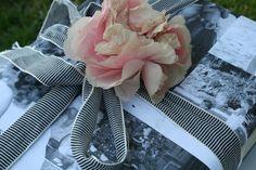 Beautiful package.... amy hanna