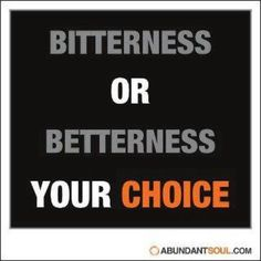 How will you exercise your choice?