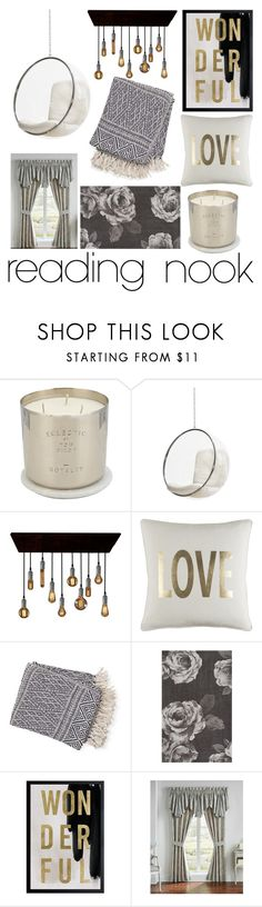 """""""Practicing Peace"""" by missfab41305 ❤ liked on Polyvore featuring interior, interiors, interior design, home, home decor, interior decorating, Tom Dixon, House & Home, PBteen and Oliver Gal Artist Co."""