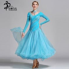 Modern Dance Dress Lady Backless Costumes for Women Girls Full Sleeve/ Rhinestones Decorated Costume. Yesterday's price: US $149.00 (129.12 EUR). Today's price: US $114.73 (100.68 EUR). Discount: 23%.
