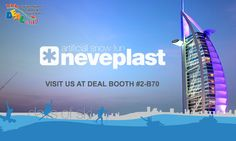 Neveplast will attend at the international trade show for Leisure Industry DEAL DUBAI that will be held from March 27th to 29th in Dubai. Do not miss it! @ booth n° 2-B70 (www.dealmiddleeastshow.com/2017/)