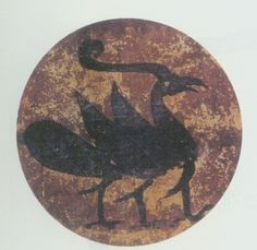 """""""The three-legged crow was one of several emblems under consideration to replace the phoenix in the Korean seal of state when its revision was considered in 2008. The Samjok-o is considered a symbol of Goguryeo."""""""