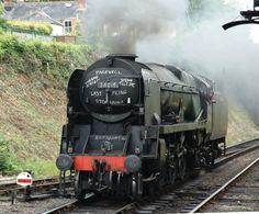 Alresford Hampshire Watercress Line . Live Steam Locomotive, Steam Trains Uk, Pictures Of England, Train Group, British Rail, Uk Homes, Steam Engine, Carlisle, Train Travel