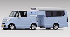 ホンダの発表した軽自動車キャンピングカーが「本気でほしい」と話題に! – grape [グレープ] – 心に響く動画メディア