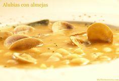 Alubias con almejas - MisThermorecetas.com