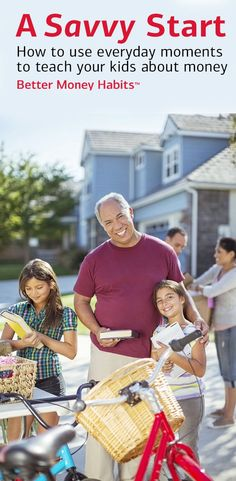 Running weekend errands together? Scoring a deal at a yard sale or visiting the local farmer's market could be the perfect place to teach your children about money.  http://p2pbully.com/how-to-do-a-budget/ kids and money, teachiing kids about money #kids