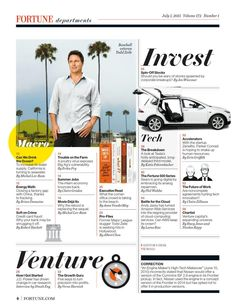 #ClippedOnIssuu from fortune magazine contents page