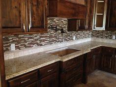 Granit Und Fliesen Backsplash   Küchenmöbel