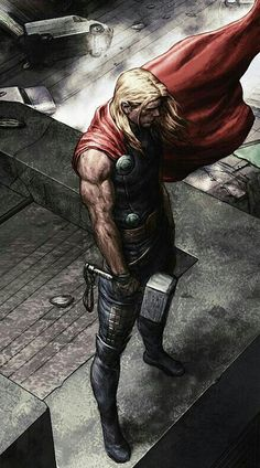 nice Thor, o Deus do Trovão: Terra Arrasada Marvel Art, Marvel Universe, Marvel Dc Comics, Dc Comics, Marvel Cinematic, Comics