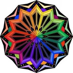 color wheel design - Yahoo Image Search Results Color Wheel Design, Color Wheel Projects, Basic Colors, Cube, Quilts, Image Search, Ideas, Mandalas, Quilt Sets