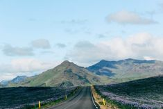 Iceland round trip travel guide for the perfect road trip Menorca, Kombi Home, Perfect Road Trip, Kangaroo Island, Sun And Clouds, Lofoten, Round Trip, Beautiful Islands, Oahu