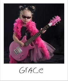 Luna Guitars' Family Gallery
