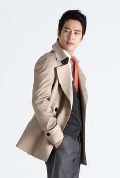 Joo Sang Wook | 주상욱 | D.O.B 18/7/1978 (Cancer) Asian Men Fashion, Sexy Asian Men, Sexy Men, Joo Sang Wook, Asian Actors, Korean Actors, Birth Of A Beauty, Cunning Single Lady, Charming Man