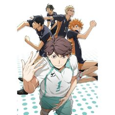 Released August 20, 2014! Vol.2 Limited Edition Haikyu !! [Blu-ray] http: // Amzn.To/1lruPow
