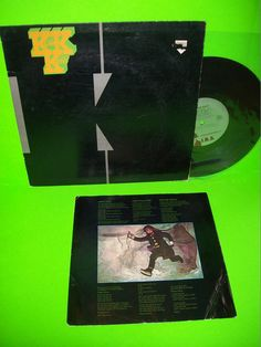 "KLARK KENT 1980 Vintage Vinyl 10"" LP The Police Stewart Copeland IRS Klark Kant  #KlarkKent #ThePolice #1980s #NewWave #PopRock"