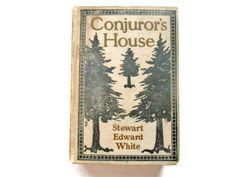 Conjuror's House a Vintage Book 1903 by lizandjaybooksnmore