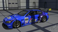 DSD Skin for Assetto Corsa