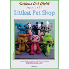 Apostila Digital nº16 Littlest Pet Shop