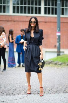 21 Street Style Snaps From Milan Fashion Week