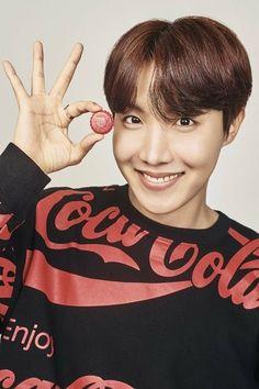 J-HOPE x Coca Cola Corea