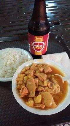 Mondongo Puerto Rican Dishes, Puerto Rican Cuisine, Puerto Rican Recipes, Cuban Recipes, Pork Recipes, Cooking Recipes, Comida Boricua, Boricua Recipes, Hispanic Dishes