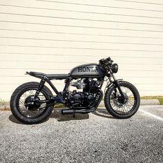1981 Honda CB750 -the Broken Arrow build. Heading to California soon! @hondacustomcycles @hondacafe_racers @caferacerxxx @caferacersofinstagram #caferacer #caferacerxxx #caferacersofinstagram @hondabrats #steelbent