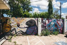 Some of Our Favorite Street Art in Austin, Austin on Do512