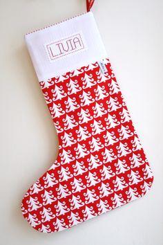 Personalised Christmas Stocking - £20
