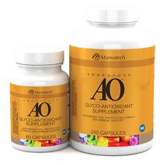 Ambrotose AO® - Protect your body from harmful free radicals with a powerhouse of antioxidant support*