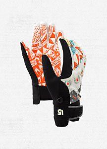 Women's Pipe Glove - Burton Snowboards