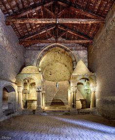 """500px / Photo """"Monasterio de San Juan del Duero (Ciudad de Soria, Spain)"""" by Domingo Leiva"""